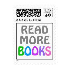 Read More Books Postage