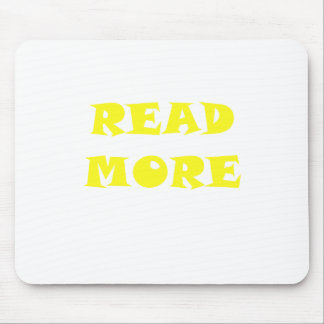 Read More Mouse Pad