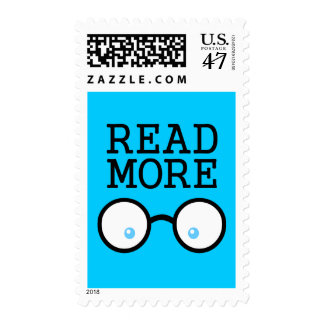 Read More Postage Stamp