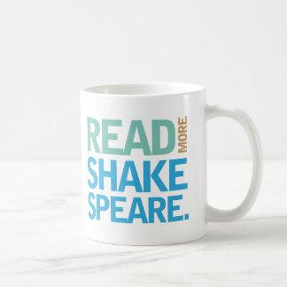 Read More Shakespeare Coffee Mug