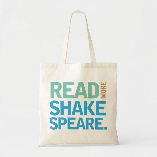 Read More Shakespeare Tote Bag