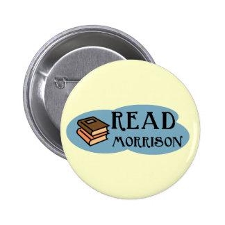 Read Morrison 2 Inch Round Button