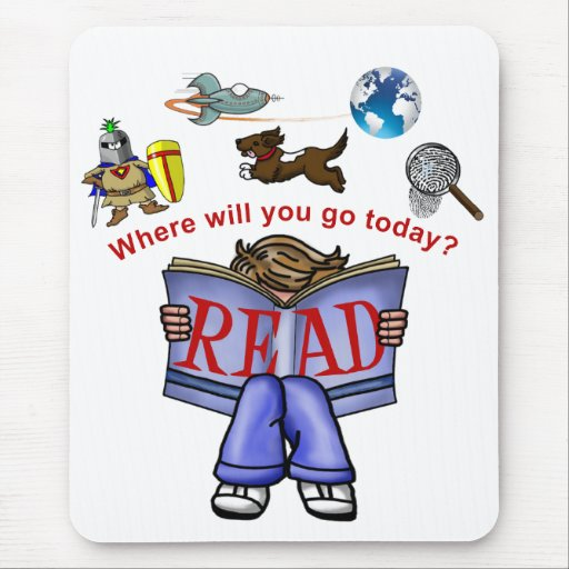 Read Mousepads