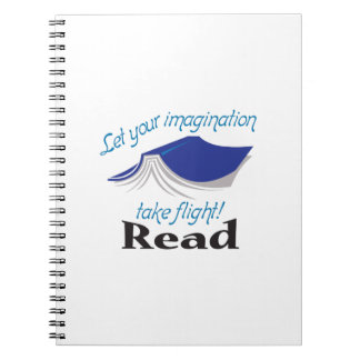 READ SPIRAL NOTE BOOKS