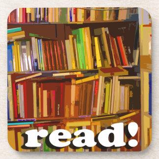 Read! Photo Coaster