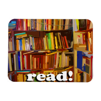 Read! Photo Magnet