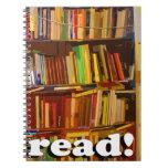Read! Photo Note Books