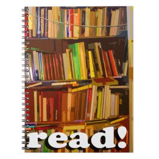 Read! Photo Notebook