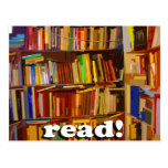 Read! Photo Postcard