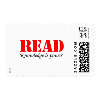 Read Postage Stamp