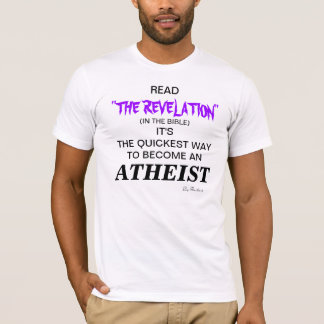 Read Revelation in the Bible, It's the quickest wa T-Shirt