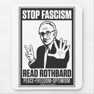 Read Rothbard Mousepad