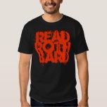 Read Rothbard T Shirts