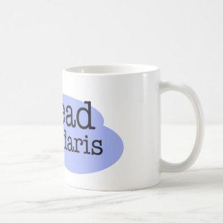 Read Sedaris Classic White Coffee Mug