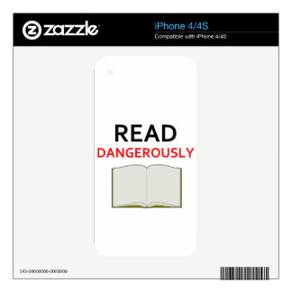 read skin for iPhone 4