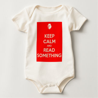 Read Something Baby Bodysuit