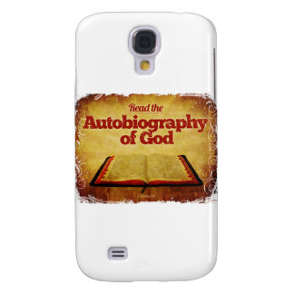 Read the Autobiography of God Samsung S4 Case