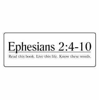Read the Bible Ephesians 2:4-10 Statuette