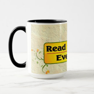 READ THE BIBLE EVERYDAY MUG
