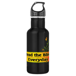 READ THE BIBLE EVERYDAY WATER BOTTLE
