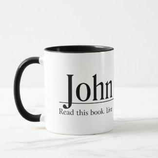 Read the Bible John 3:5-7 Mug
