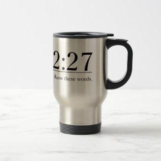 Read the Bible Luke 12 27 Mug