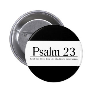 Read the Bible Psalm 23 Pins