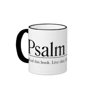 Read the Bible Psalm 34:4 Coffee Mug