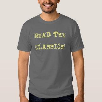 READ THE CLASSICS! The Moonstone Shirt