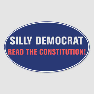 Read The Constitution Sticker