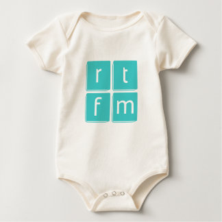 Read the Manual Baby Bodysuit