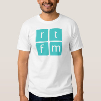 Read the Manual T Shirt