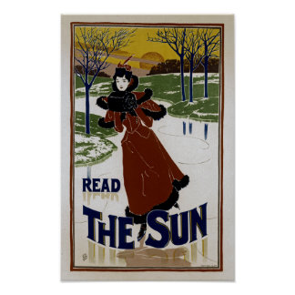 Read The Sun Poster