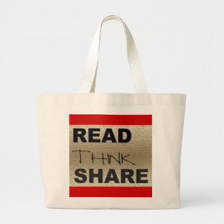 Read Think Share Bags