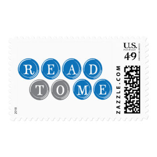 Read To Me Stamp