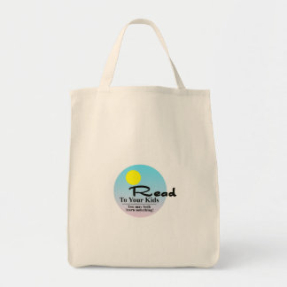Read To Your Kids Tote Bag