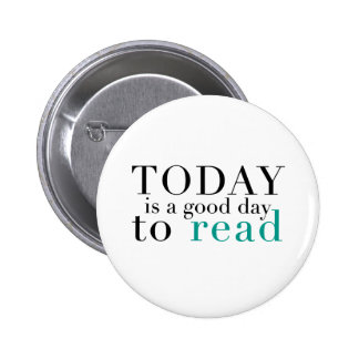 Read today 2 inch round button
