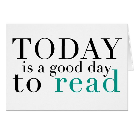 Read today card