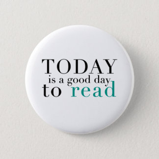 Read today pinback button