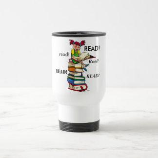 READ! Travel Mug