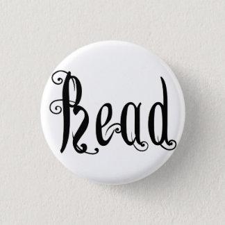 Read (Ver 2) Pinback Button