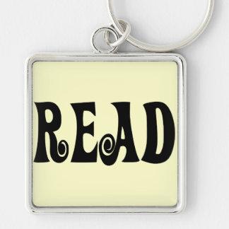 Read (Ver 3) Keychain