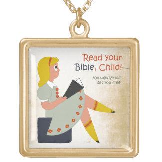Read Your Bible, Child - Elisha's Story Necklaces