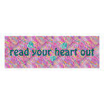 Read Your Heart Out Print