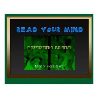 Read Your Mind Posters