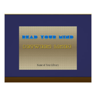 Read Your Mind Print