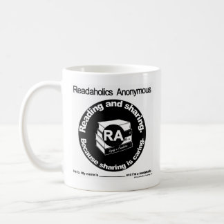 Readaholics Anonymous Coffee Mug