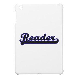Reader Classic Job Design Case For The iPad Mini