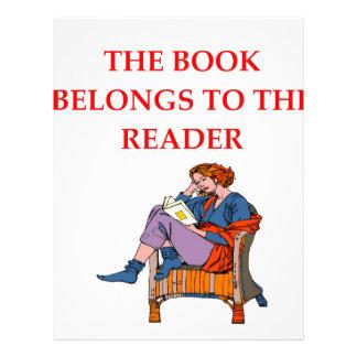 READER LETTERHEAD