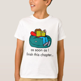 Reader T-shirts and Gifts.